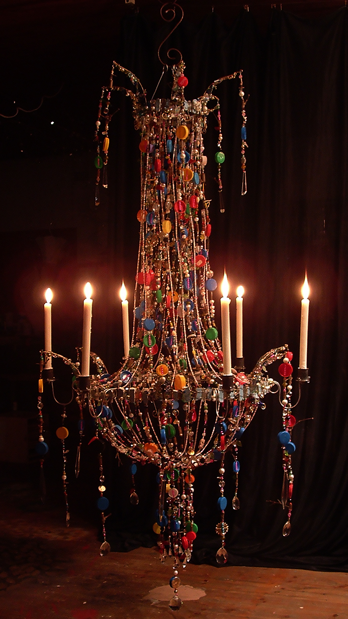 Obamas Princess Chandelier