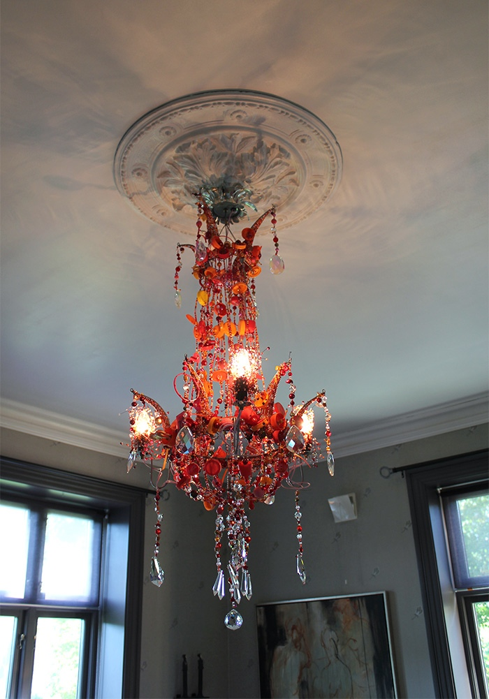 Magpie Regency Chandelier